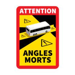 dode-hoek-magneetstickersticker-bus