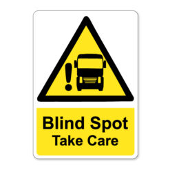 Blind-spot-sticker